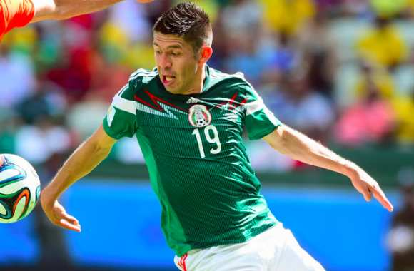 Oribe Peralta (Mexique).
