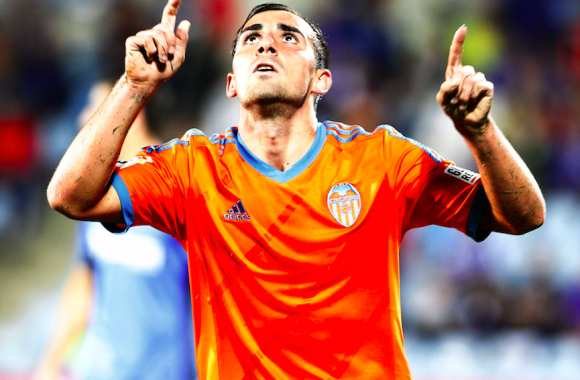 Paco Alcacer (FC Valence-
