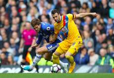 Palace foudroie Chelsea, United fait du surplace