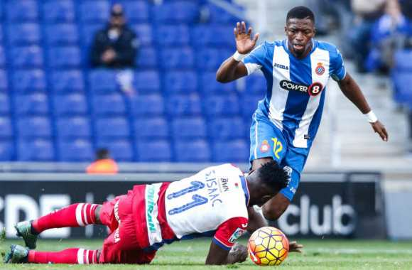 Pape Diop (Espanyol Barcelone)