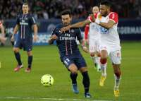 Ezequiel Lavezzi contre Nancy
