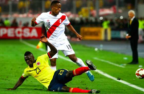 Colombie : Falcao coupable d'avoir arrangé le match avec le Pérou ?