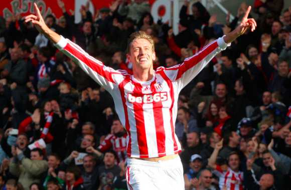Peter Crouch et la corruption à la FIFA