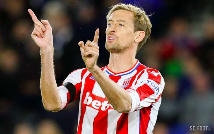Peter Crouch et le karting