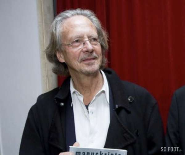 Peter Handke : le Nobel du gardien de but