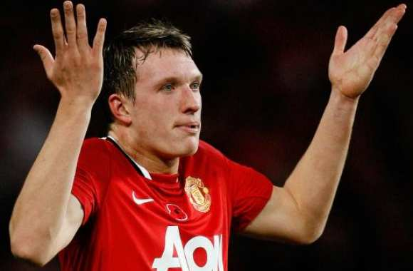 Phil Jones, le polyvalent