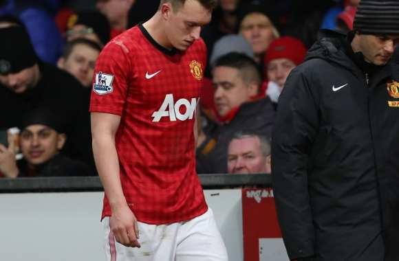 Phil Jones (Manchester United)