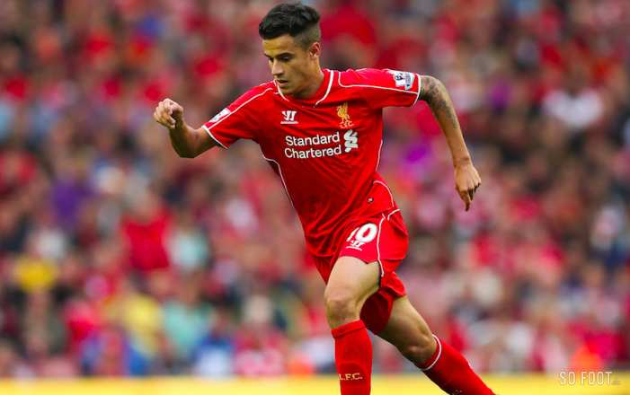 Philippe Coutinho et Liverpool ont fait tomber Manchester City
