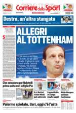 Photo : Allegri débarque à Tottenham