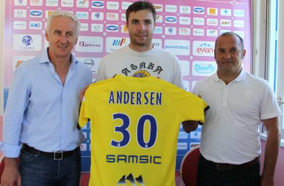 Photo : Andersen à Evian TG