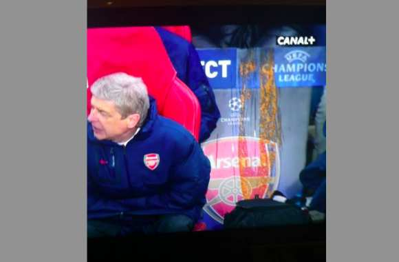 Photo : Arsenal malade