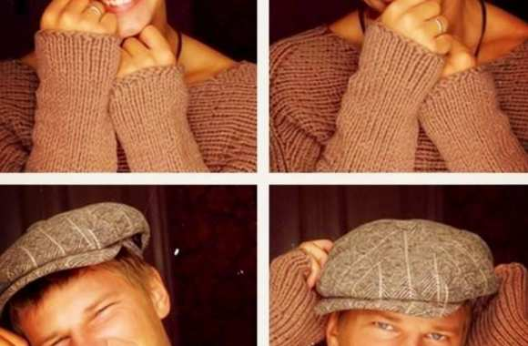 Photo: Arshavin, le top model