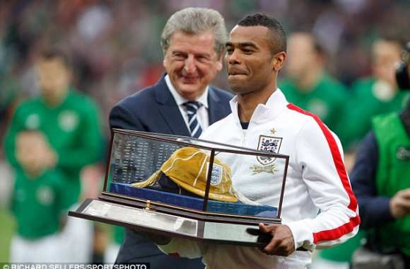 Photo : Ashley Cole fête sa 100e