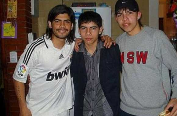 Photo : Banega au Real ?