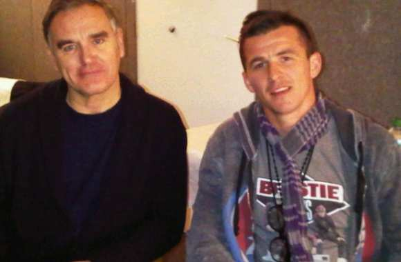 Photo : Barton et Morrissey