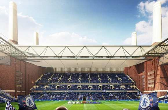 Photo : Battersea selon Chelsea