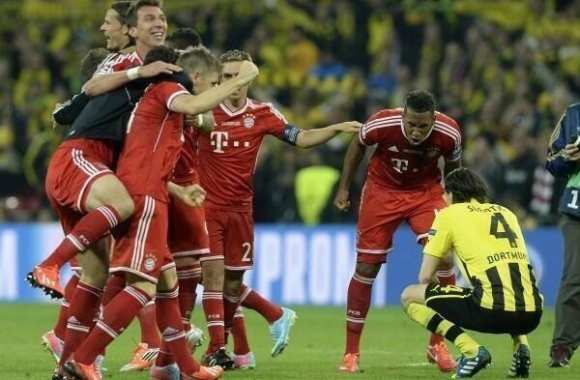 Photo : Boateng se paye Subotic