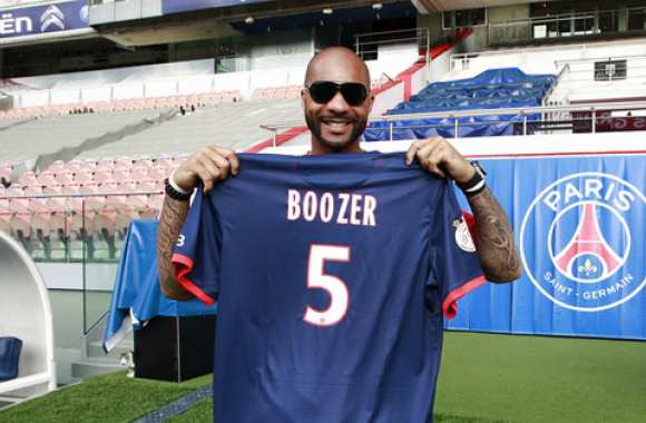 Photo : Boozer s'invite au Parc