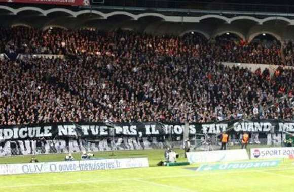 Photo : Bordeaux chambre l'OM