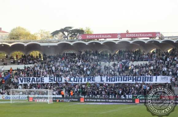 Photo : Bordeaux contre l'homophobie