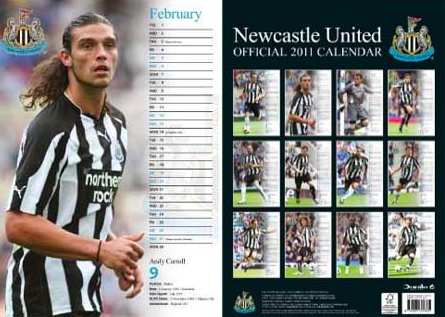Photo : Carroll, toujours à Newcastle