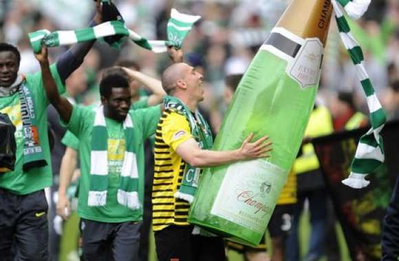 Photo : Celtic Champagne