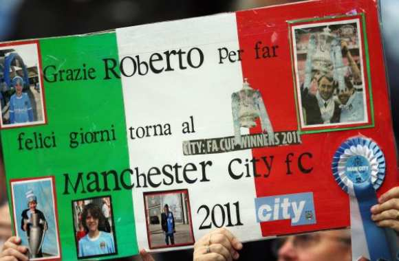 Photo : City parle italien