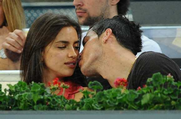 Photo : CR7 et Irina ''in love''
