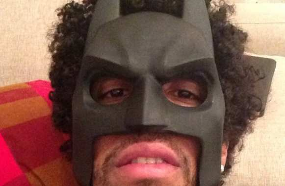 Photo : Dante en mode Batman