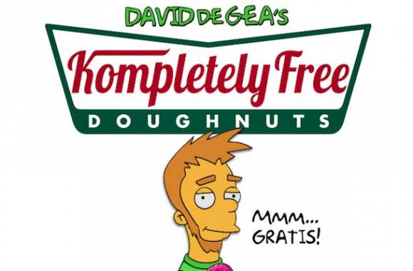 Photo : David De Gea Simpson