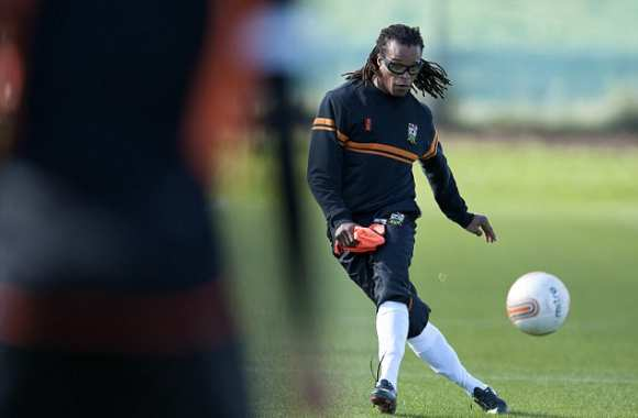 Photo: Davids à l'entraînement