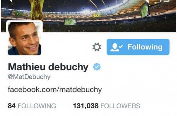 Photo : Debuchy tout proche d'Arsenal ?