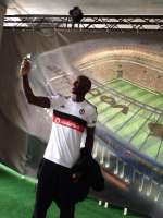 Photo : Demba Ba � Besiktas
