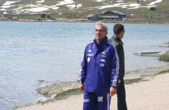 Photo : Domenech, balade près du lac