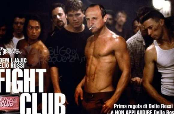 Photo : Fight Club Delio Rossi