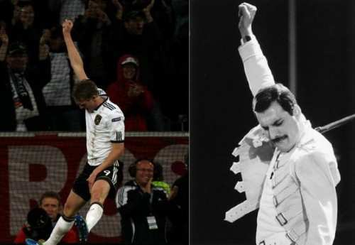 Photo: Freddie Mercury Schurrle