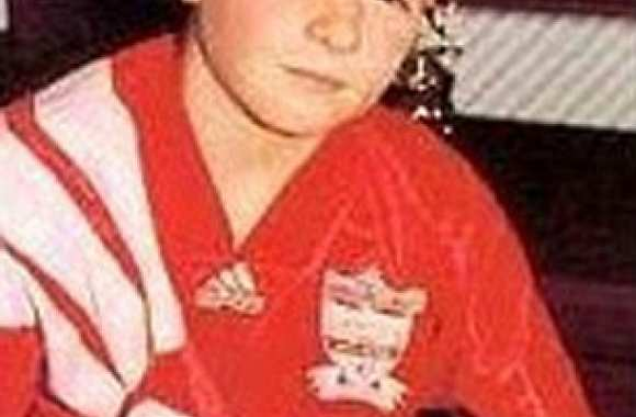 Photo : Gerrard, vrai petit scouser