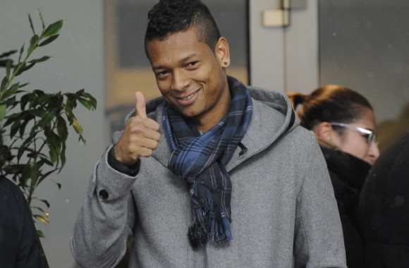 Photo : Guarin à San Siro