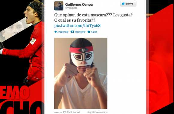 Photo : Guillermo Ochoa tient sa reconversion