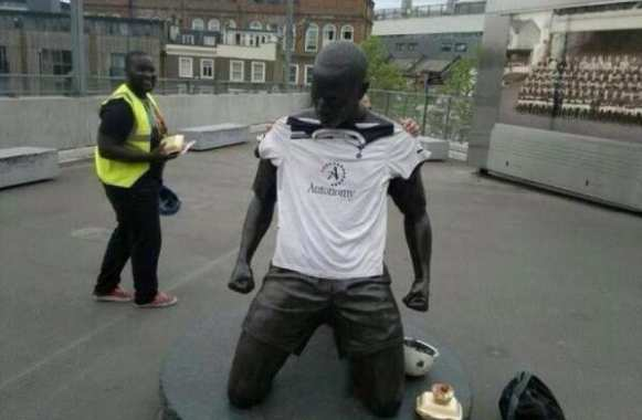 Photo : Henry est un Spurs