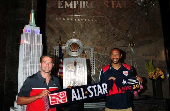 Photo : Henry et Owen sur l'Empire State Building