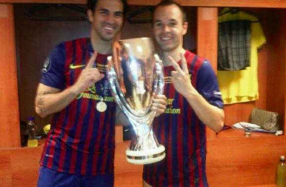 Photo : Iniesta ne se sent plus