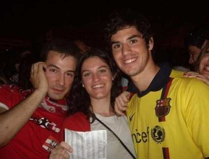 Photo : Isco le Barcelonais