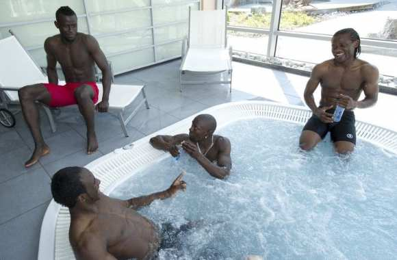 Photo : Jacuzzi pour le Standard