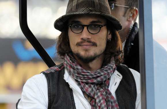 Photo : Johnny Depp à l'Olimpico