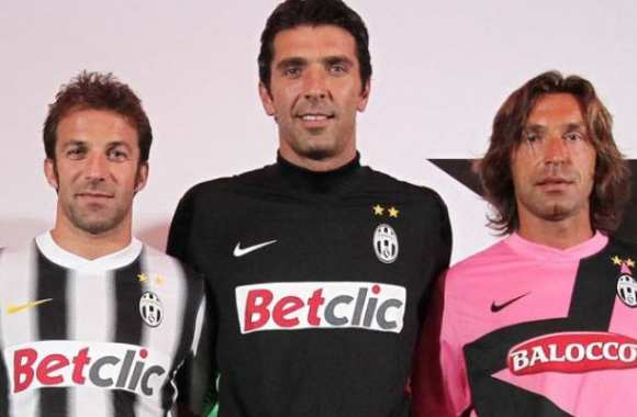 Photo : Juve new look