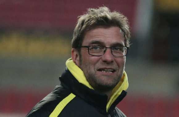 Photo: Klopp a rasé sa tignasse