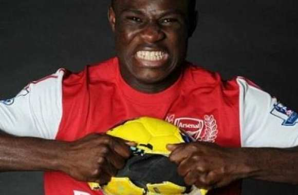 Photo : l'effrayant Frimpong