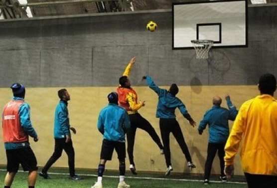 Photo : l'Inter basket