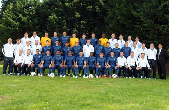 Photo : L'officielle de l'EDF